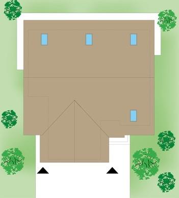 Современный жилой дом с уютными личными апартаментами